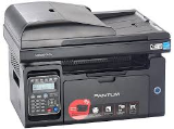 New Pantum M6600nw Copy, Print, Scan, Fax Wireless Laser Printer- *FREE Shipping*
