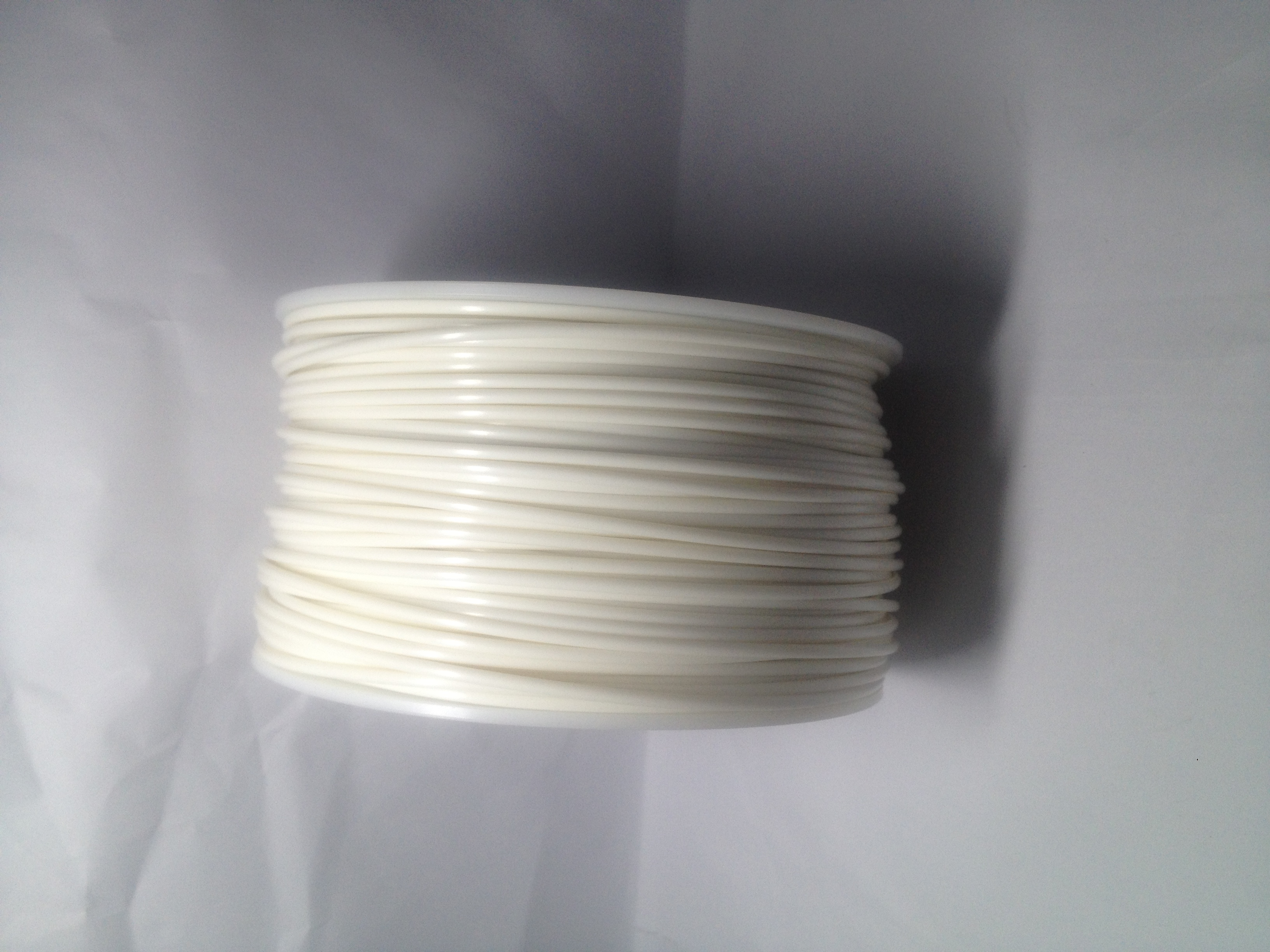 Sold White 3D Printing 1.75mm ABS Filament Roll
