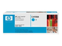 ..OEM HP C4150A Cyan Toner Cartridge (8,000 page yield)