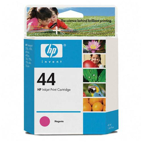 ..OEM HP 51644M (HP 44) Magenta Print Cartridge
