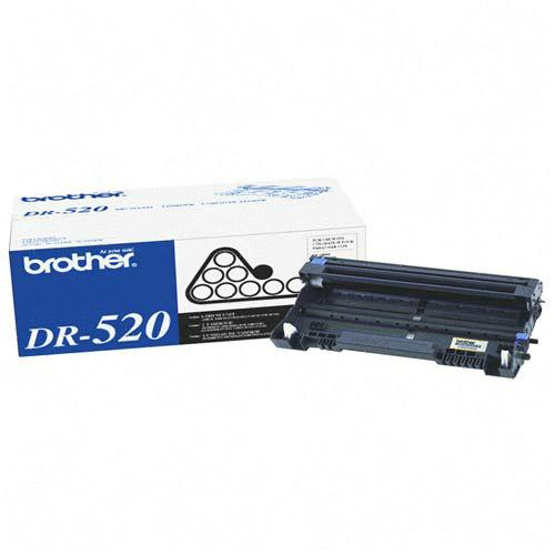 ..OEM Brother DR-520 Black Drum Unit (25,000 page yield)