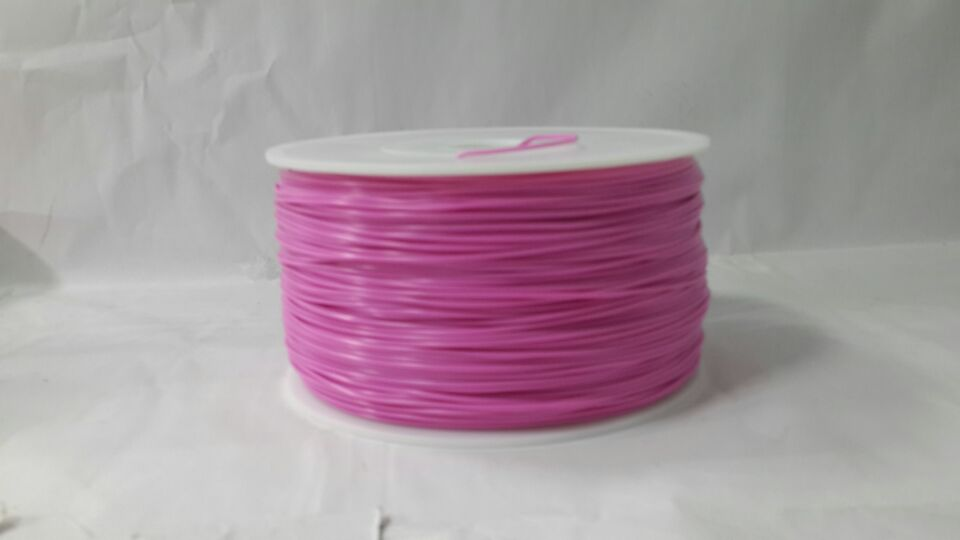Sold Pink 3D Printing 1.75mm ABS Filament Roll