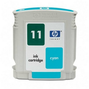 HP C4836A (HP 11) Cyan Remanufactured Inkjet Cartridge (1,750 page yield)