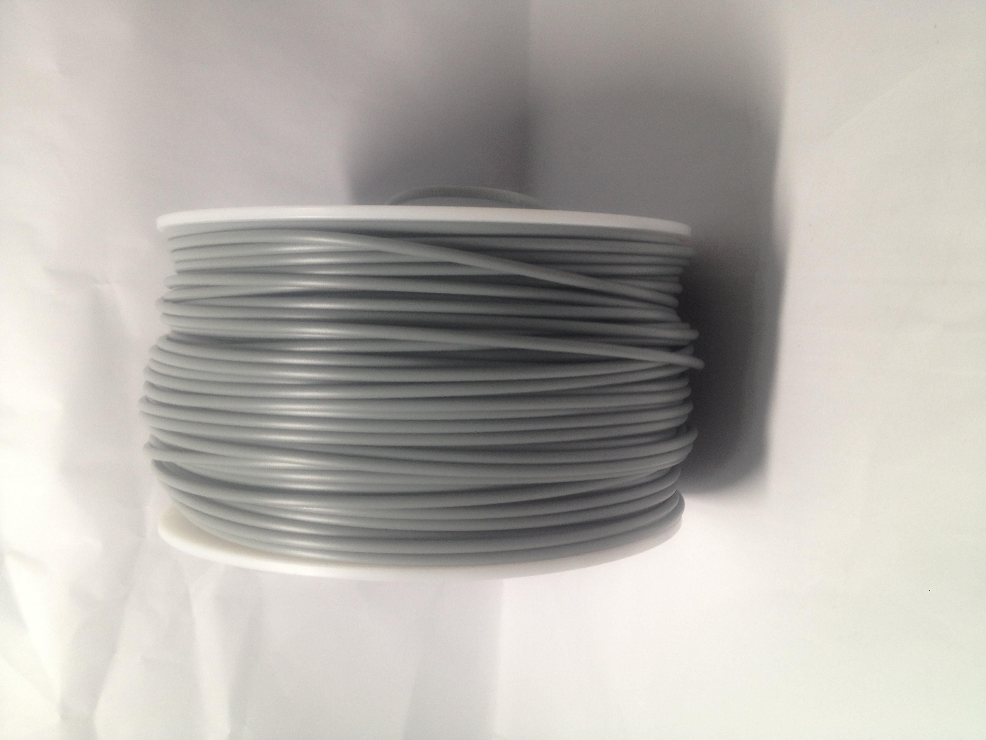 Sold Gray 3D Printing 1.75mm ABS Filament Roll