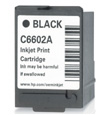 ..OEM HP C6602A Black Inkjet Cartridge (7M Characters)