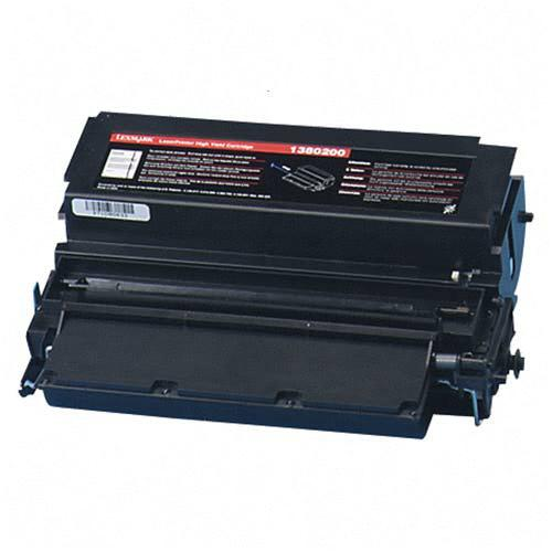 .Lexmark 1380200 Black Compatible Toner Cartridge (7,000 page yield)