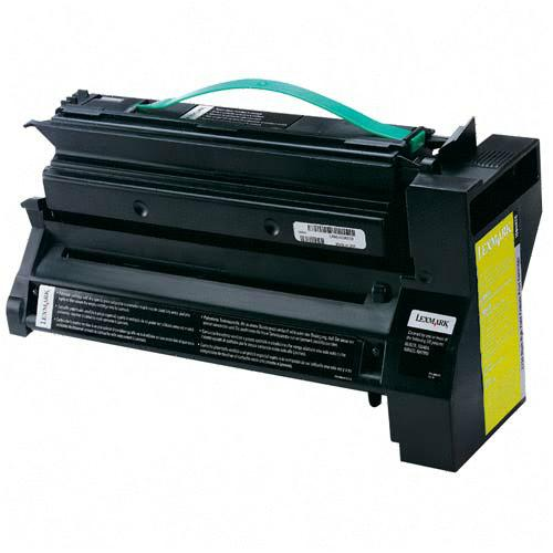 ..OEM Lexmark 10B041Y Yellow, Return Program, Toner Cartridge (6,000 page yield)