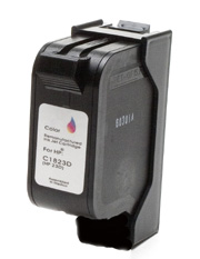 HP C1823D ( HP 23 ) Tri-Color Remanufactured Inkjet Cartridge