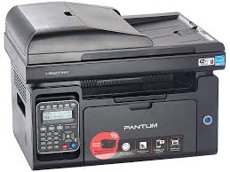 New Pantum M6600nw Copy, Print, Scan, Fax Wireless Laser Printer