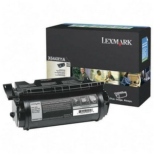 ..OEM Lexmark X644X11A Black, Extra Hi-Yield, Return Program, Print Cartridge (32,000 page yield)