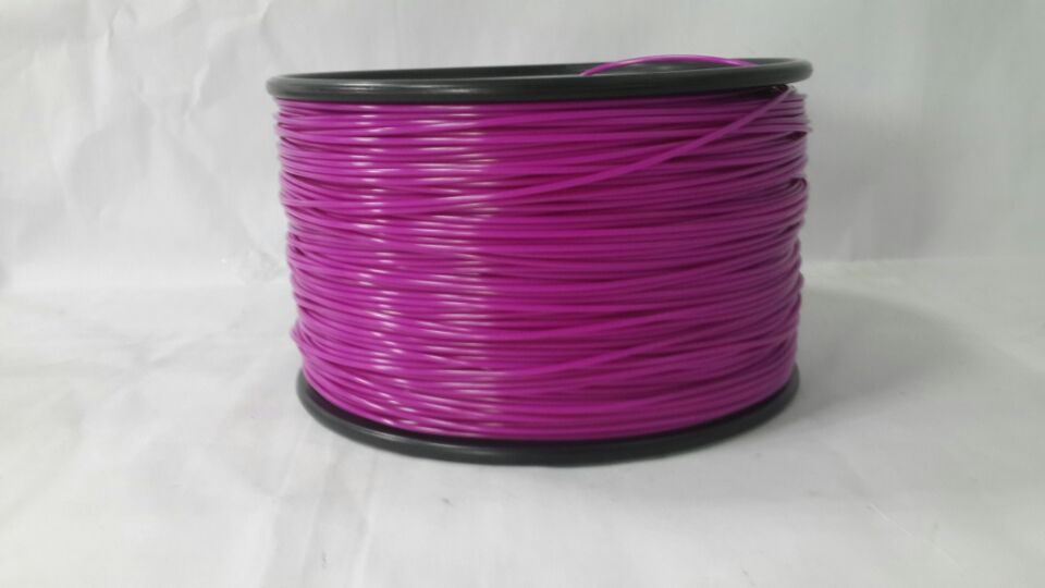Sold Purple 3D Printing 1.75mm ABS Filament Roll