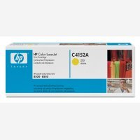 ..OEM HP C4152A Yellow Toner Cartridge (8,500 page yield)