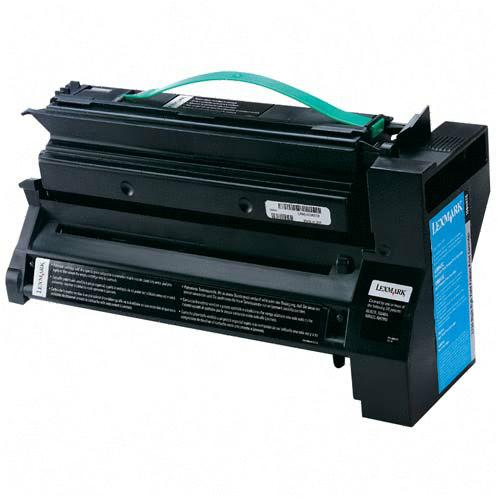 ..OEM Lexmark 10B041C Cyan, Return Program, Toner Cartridge (6,000 page yield)