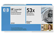 ..OEM HP Q7553XD (HP 53X) Black, 2 Pack, Hi-Yield, Toner Print Cartridge (7,000 X 2 page yield)