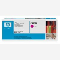 ..OEM HP C4151A Magenta Toner Cartridge (8,000 page yield)