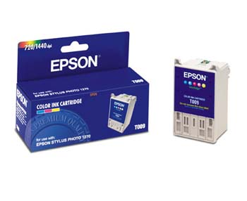 ..OEM Epson T009201 Five-Color Ink Jet Cartridge (330 page yield)
