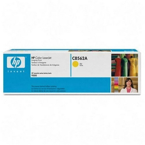 ..OEM HP C8562A (HP 822A) Yellow Color Image Drum (40,000 page yield)