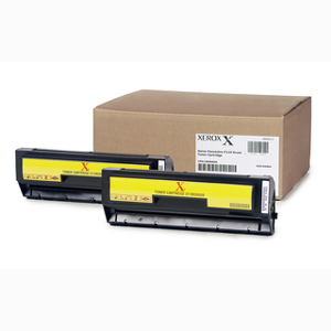 ..OEM Xerox 013R00609 (13R609) Black, 2 Pack, Toner Cartridge (3,000 X 2 page yield)