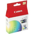 ..OEM Canon 9818A003 (BCI-16) Tri-Color, 2 pack, Inkjet Printer Cartridges