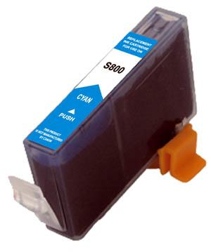 .Canon 4706A003 (BCI-6C) Cyan High Quality Compatible Inkjet Cartridge