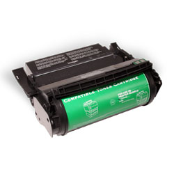 ..OEM Lexmark 12A5745 Black, Hi-Yield, Toner Cartridge (25,000 page yield)