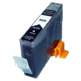 .Canon 4705A003 (BCI-6BK) Black High Quality Compatible Inkjet Cartridge