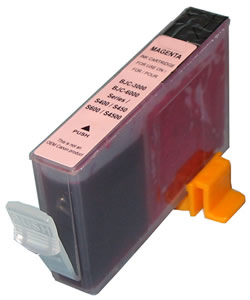 .Canon 4484A003 (BCI-3ePM) Photo Magenta Compatible Inkjet Cartridge (260 page yield)