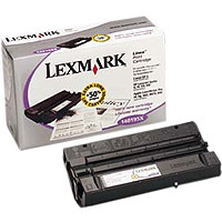 ..OEM Lexmark 140195X (95X) Black, Hi-Yield, Laser Toner Cartridge (6,000 page yield)
