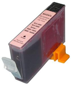 .Canon 4481A003 (BCI-3eM) Magenta Compatible Inkjet Cartridge (340 page yield)