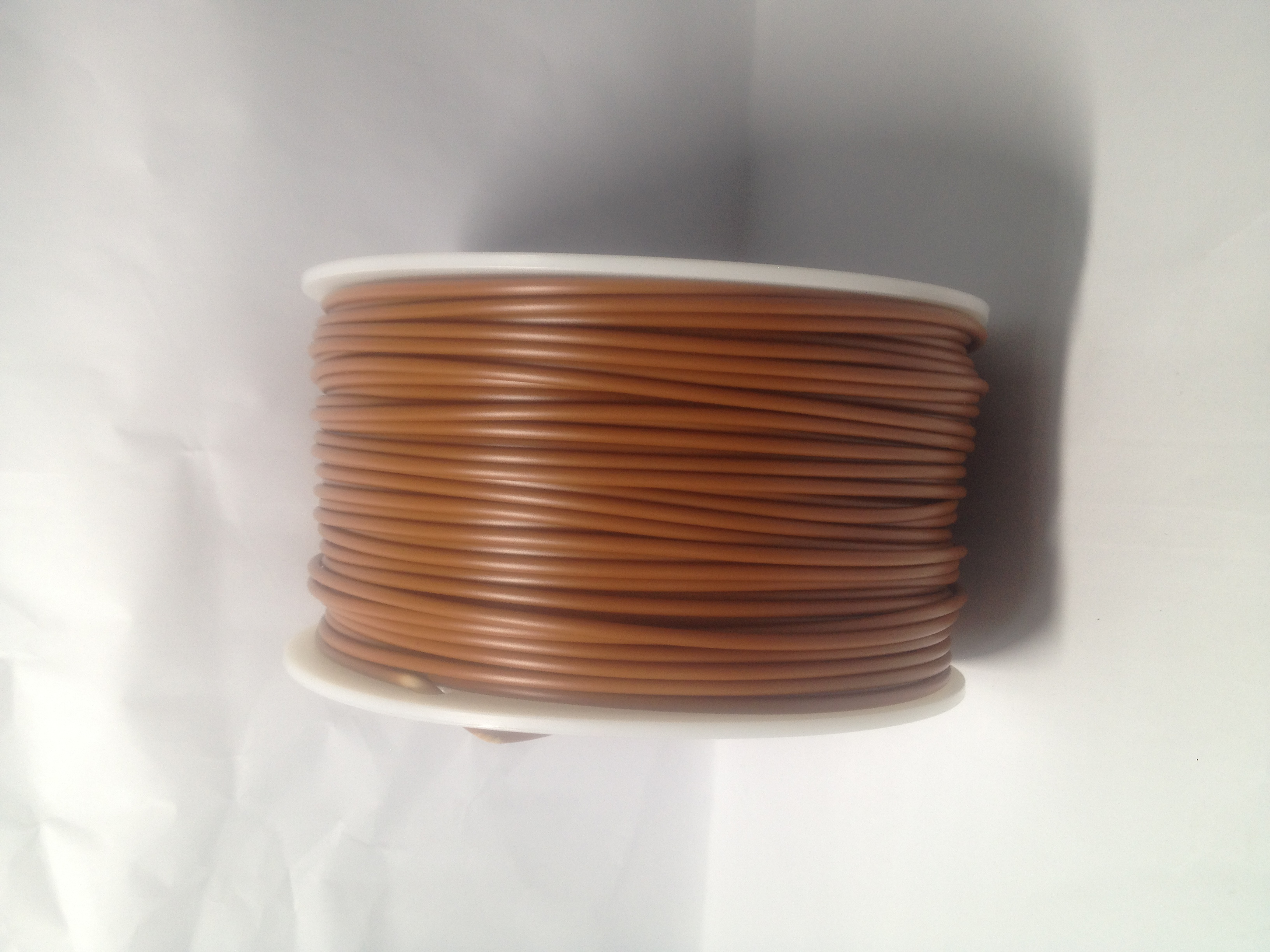 Sold Brown 3D Printing 1.75mm ABS Filament Roll