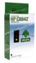 HP C8842A Black Versatile Remanufactured Inkjet Cartridge (40 ml ink)