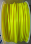 Sold Yellow 3D Printing 1.75mm PLA Filament Roll