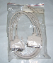 New Xerox 117S23330 DB25 Male to 36 pin Centronics Male Cable, 6 ft.